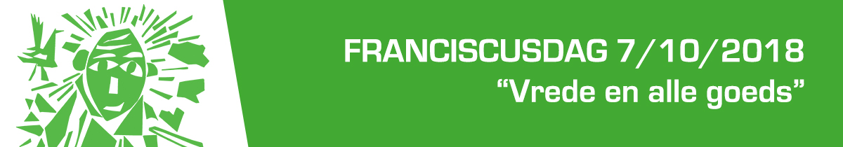banner franciscusdag 2018